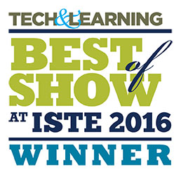 ISTE 2016 - Best of Show Award Winner: Lightbox